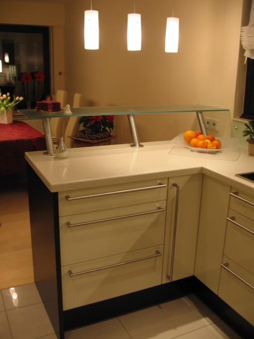 kuche creme hochglanz haus design und m bel ideen. Black Bedroom Furniture Sets. Home Design Ideas